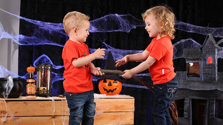 Halloween para crianças