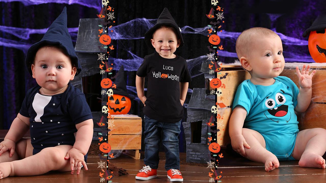 Halloween para bebês