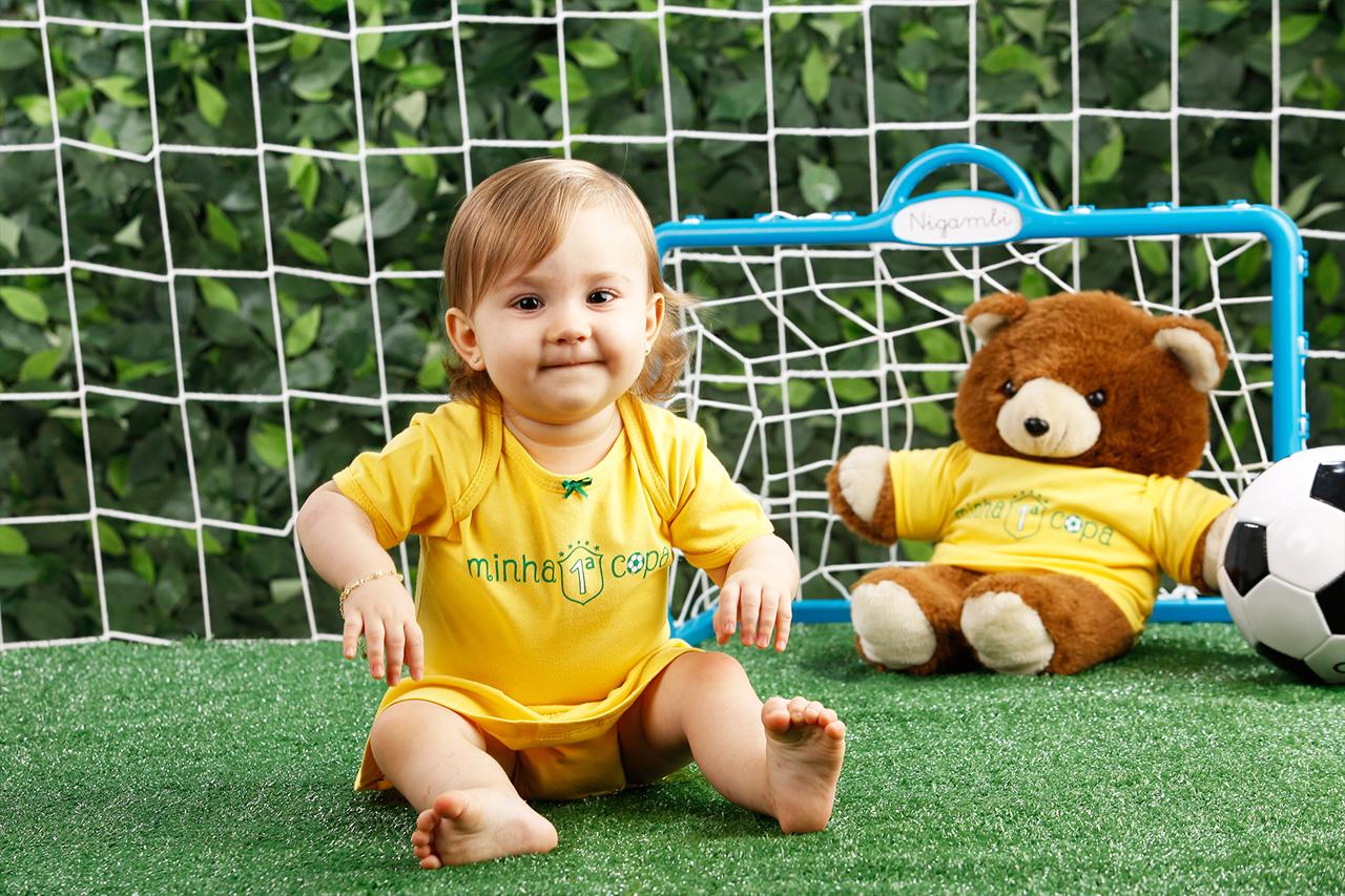 futebol para bebês