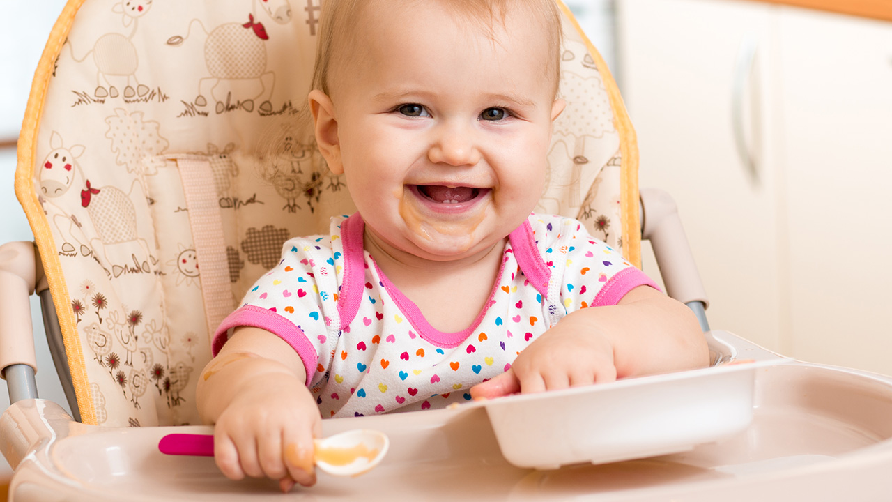 bebês podem comer amendoim