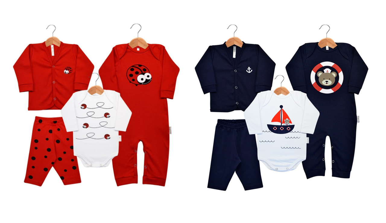 como vestir o bebê no inverno