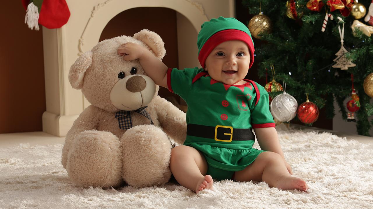 Natal com o bebê